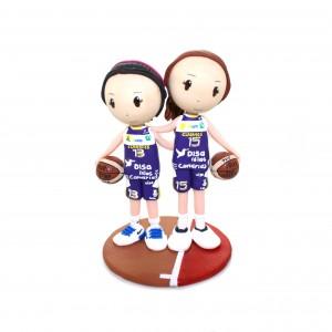 Jugadoras de Baloncesto Personalizadas