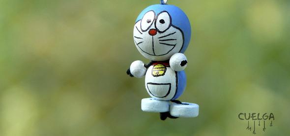 Muñeco Doraemon Hecho a Mano