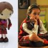 Muñeco Personalizados Fimo Lucía Los Protegidos
