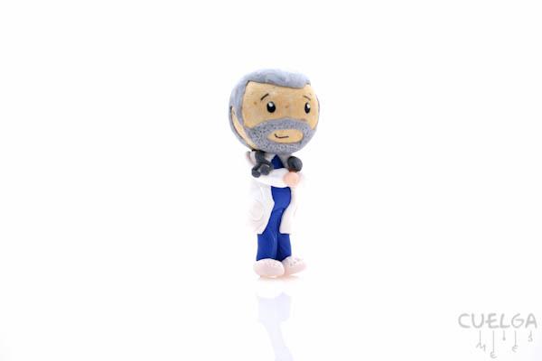 Muñecos Personalizados Doctor Vilches Hospital Central