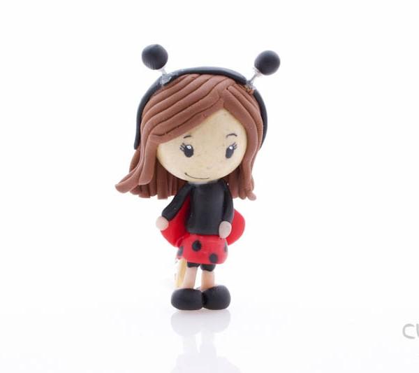 Muñeco Personalizado Disfraz Mariquita