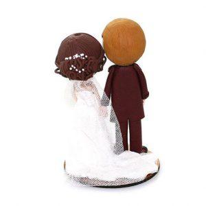 Munecos para tarta de bodas Clásicos
