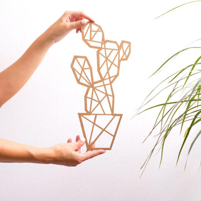 cactus-geometricos-madera