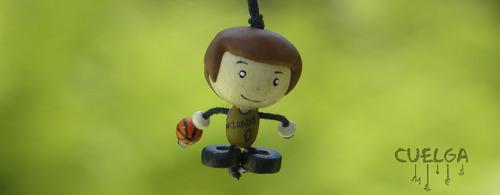 Muñeco Jugador NBA Wizards
