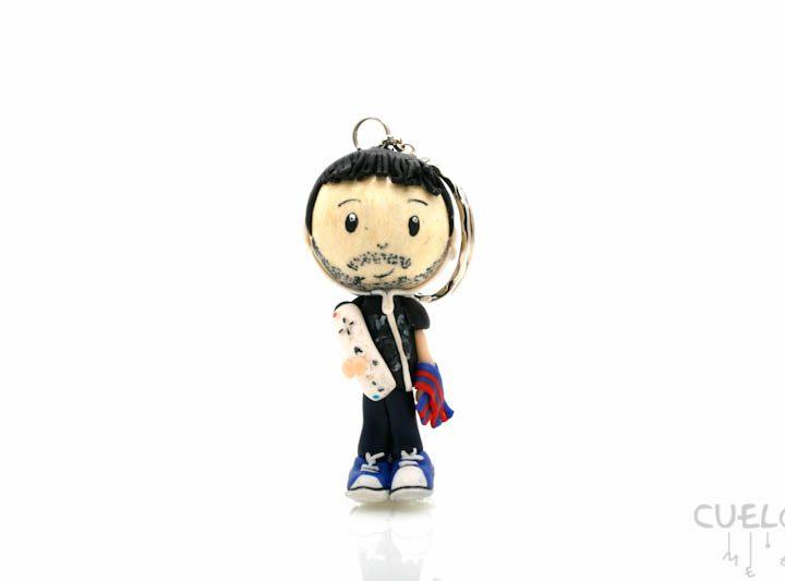 Muñecos Personalizados Barça Balonmano