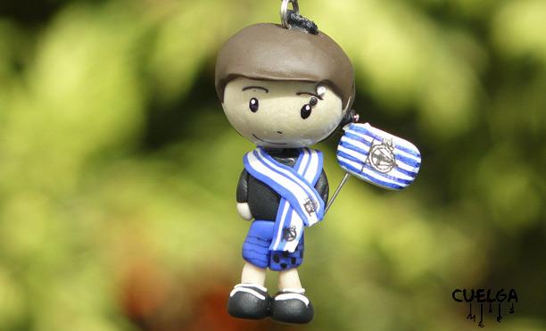 Muñeco Personalizado Forofo del Depor