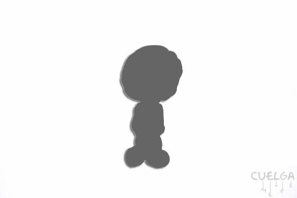Sorteo Muñeco Personalizado 250 Me Gustas en Facebook