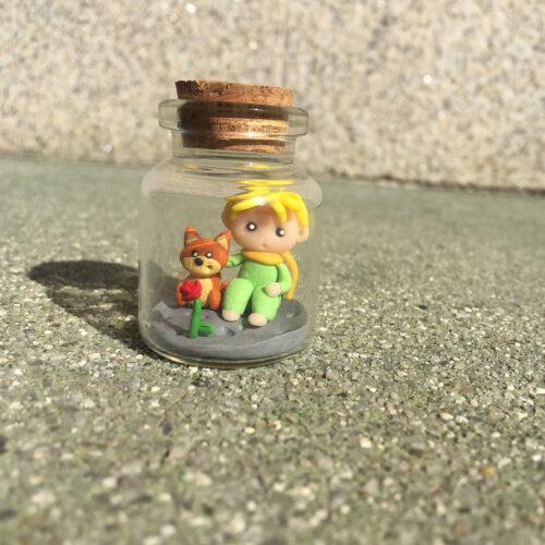 Muñecos personalizados en tarro