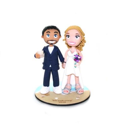 Munecos personalizados para bodas